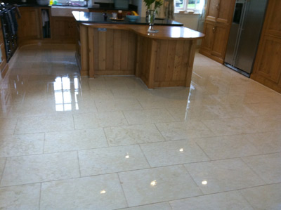 Travertine Floor Cleaner