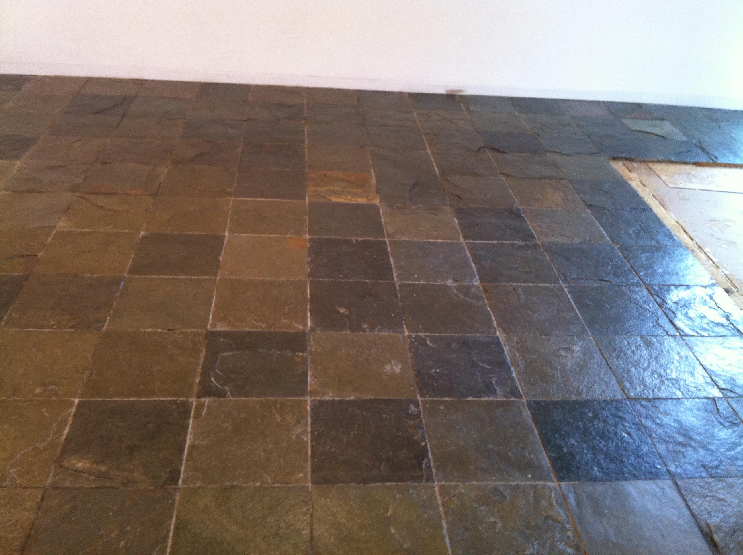 Slate floor cleaner bromley chislehurst dartford bexley sidcup slate floor cleaner doublecrazyfo Choice Image