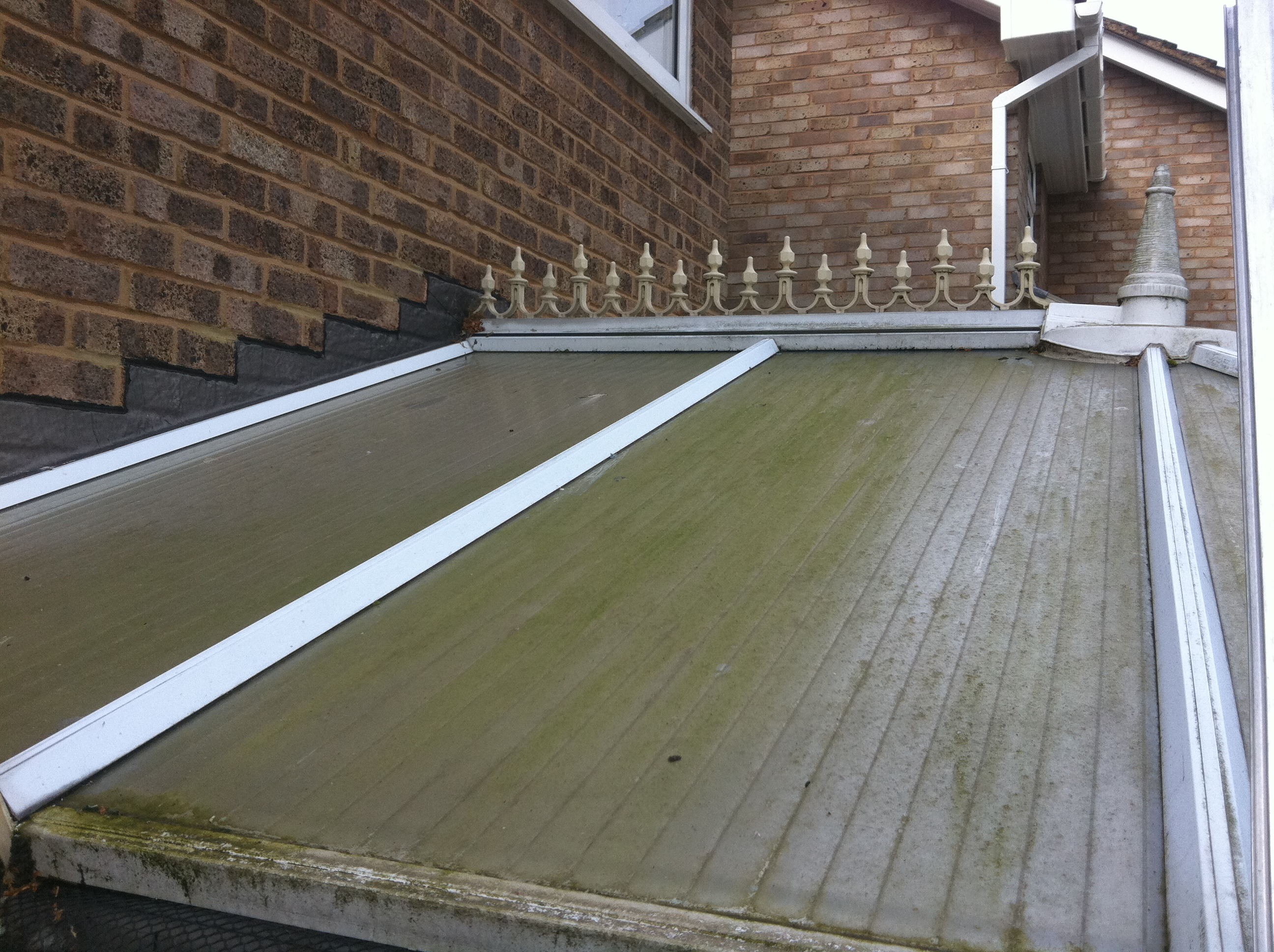 Conservatory Roof Cleaner Sidcup Bexley Bromley
